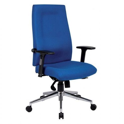 Form 400 High Back Heavy Duty Office Chair 23.5 Stone